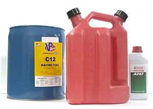 Accu-Mix Fuel Mixing Jug